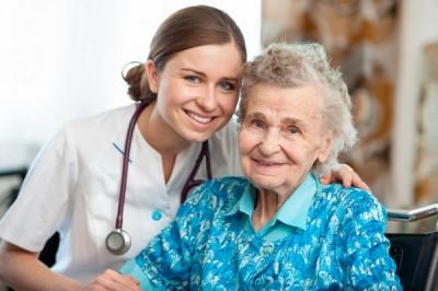 Лечение пожилых людей, забота о стариках